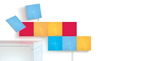 Nanoleaf Canvas Smarter Kit - 9 Lichtquadrate