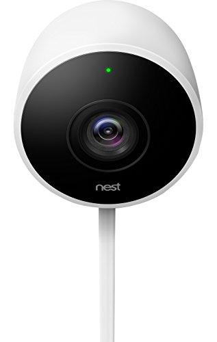 Nest Cam Outdoor Überwachungskamera