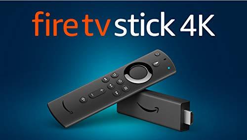 Fire TV Stick 4K Ultra HD mit Alexa-Sprachfernbedienung