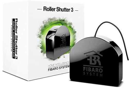 FIBARO Roller Shutter 3 / Z-Wave Plus Rolladenschalter, FGR-223