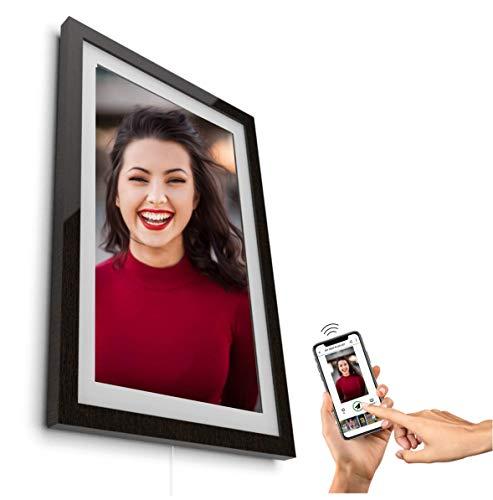 Nr 1. Smarter Bilderrahmen   FRAMEN Player 21.5'   Digitaler Fotorahmen WLAN