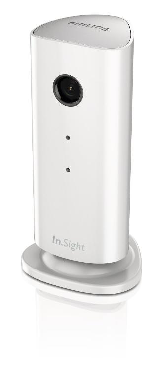 philips m100 12 raum berwachung mit dem iphone housecontrollers. Black Bedroom Furniture Sets. Home Design Ideas