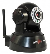 wansview ncb541 im test g nstige wlan video berwachung f r zu hause housecontrollers. Black Bedroom Furniture Sets. Home Design Ideas