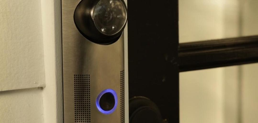 doorbot video t rsprechanlage mit smartphone anbindung. Black Bedroom Furniture Sets. Home Design Ideas