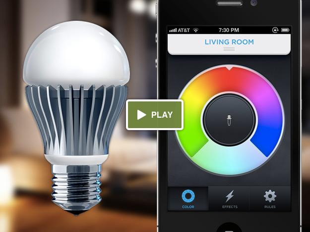 lohas 9w e27 wlan multi farbe smart led lampen ersatz f r 60w gl hbirnen 810lm steuerbar via. Black Bedroom Furniture Sets. Home Design Ideas