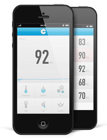 cubesensors-app