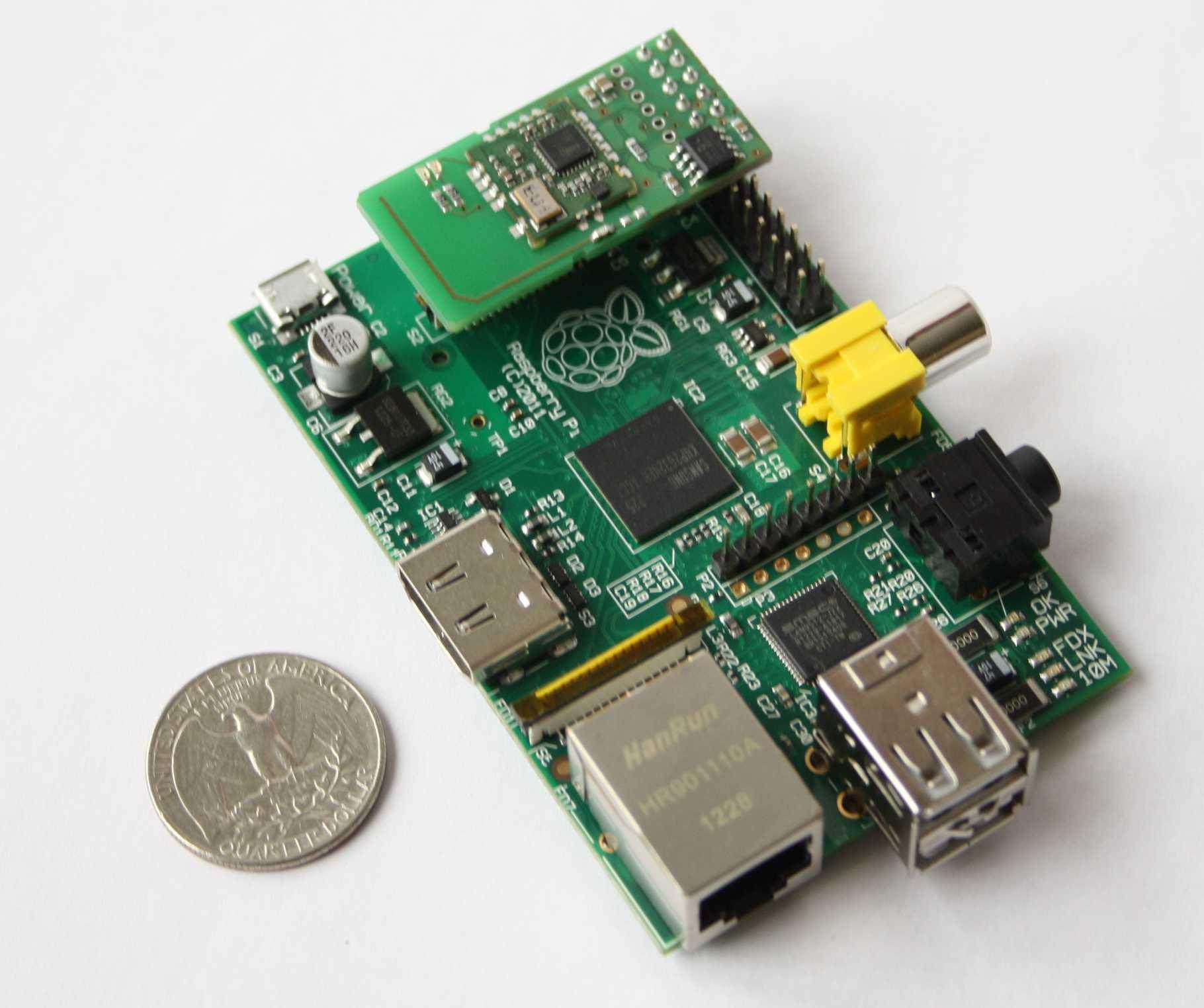 hausautomatisierung mit dem raspberry pi aufsteckmodul macht aus dem mini pc eine smarthome. Black Bedroom Furniture Sets. Home Design Ideas