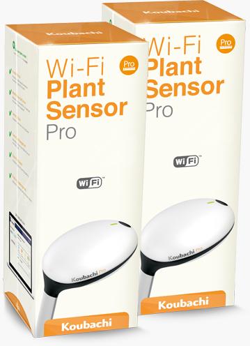 Wi-Fi Plant Sensor Pro