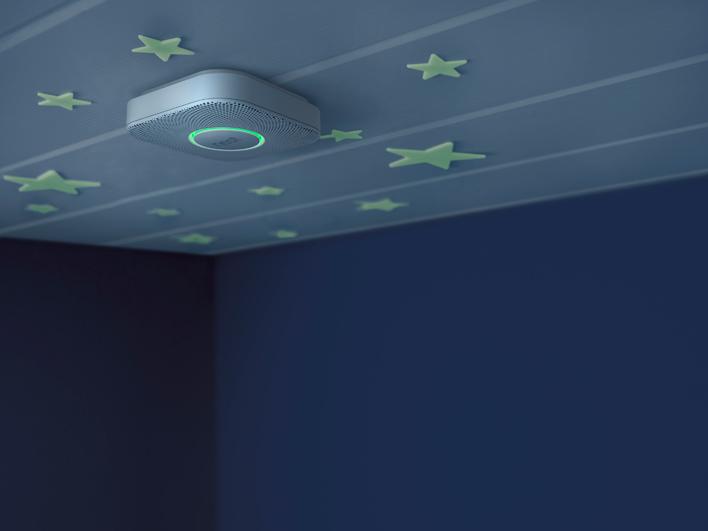 Nest Protect Nachtlicht-Funktion