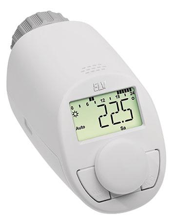 Elektronisches Heizkörperthermostat