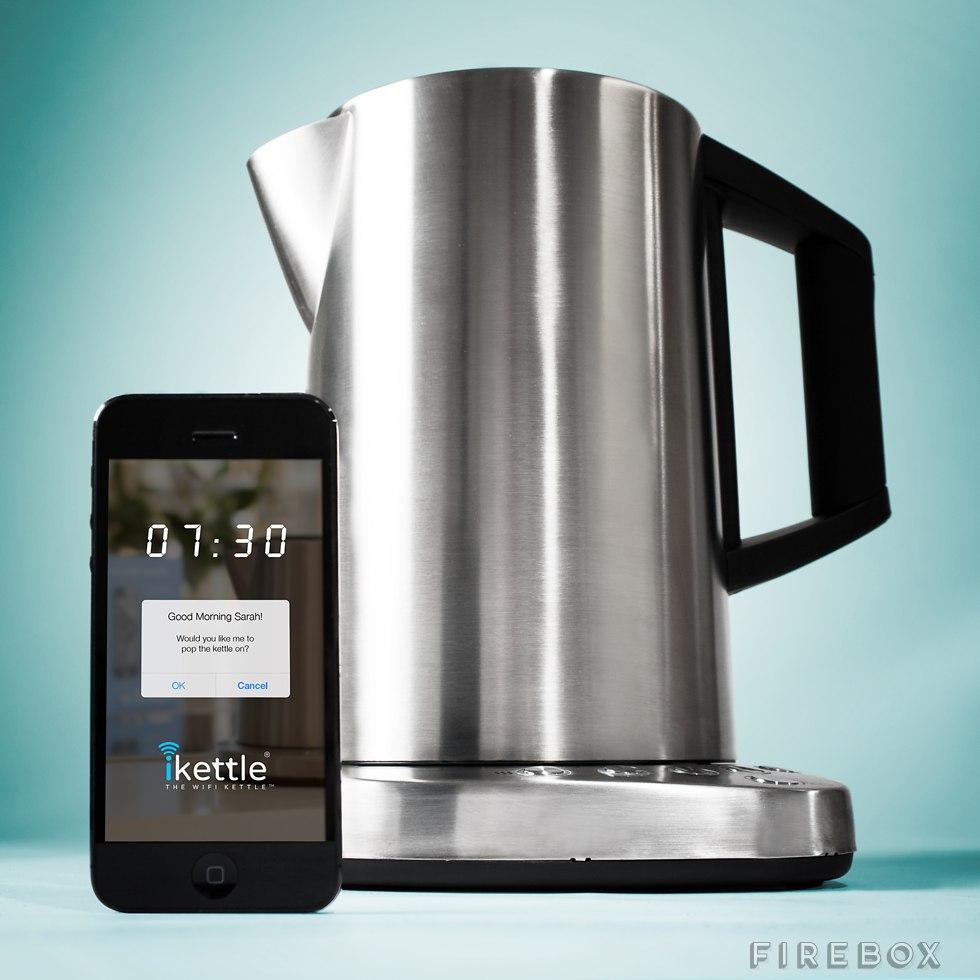 iKettle: Ein Wasserkocher mit WLAN