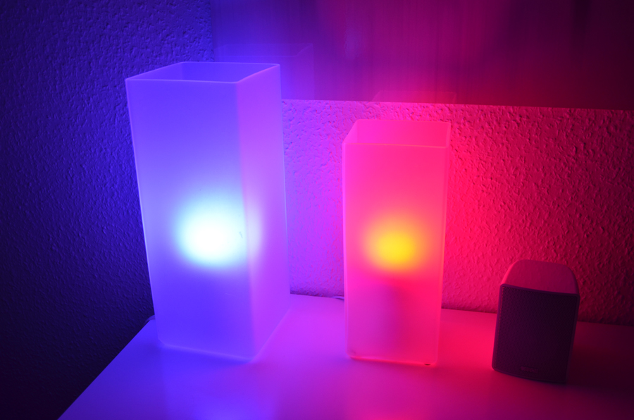 philips hue test led lampen mit smartphone anbindung. Black Bedroom Furniture Sets. Home Design Ideas