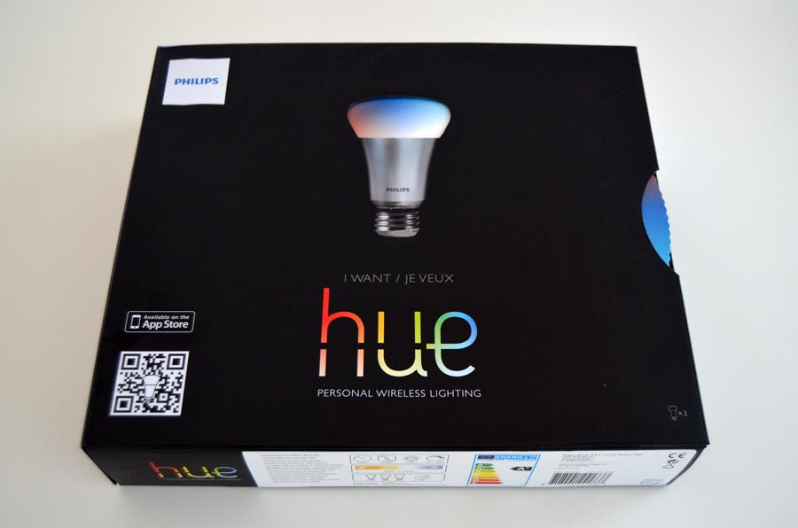 Philips Hue Paket