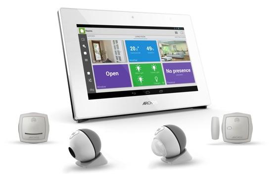 Smarthome-Produkte von Archos