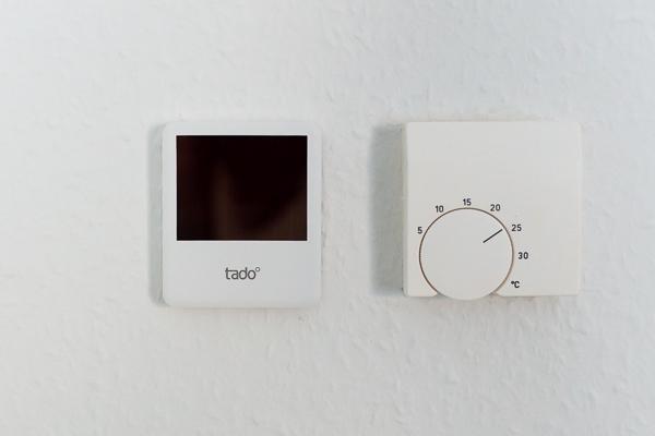 Bild Tado Temperatursensor