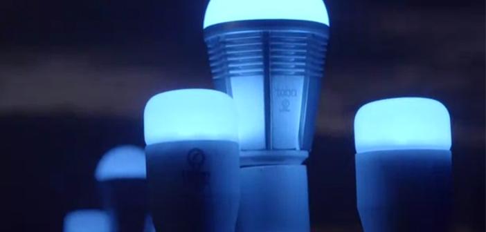 Bluetooth Glühbirne