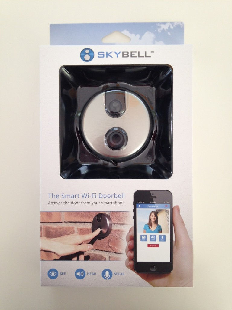Skybell Lieferumfang