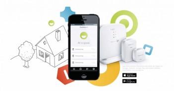 gigaset elements housecontrollers. Black Bedroom Furniture Sets. Home Design Ideas