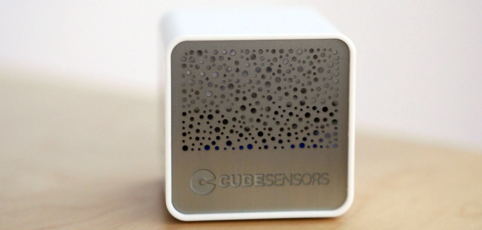 cubesensors im test mit sensoren das raumklima verbessern housecontrollers. Black Bedroom Furniture Sets. Home Design Ideas