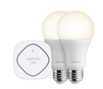 Belkin WeMo Smart LED Starter Kit
