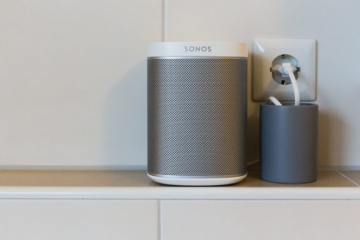 Sonos Play1 Im Bad