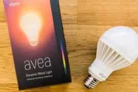 Elgato Avea LED-Lampe