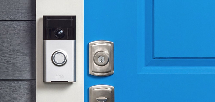 ring gegensprechanlage mit wlan und smartphone app housecontrollers. Black Bedroom Furniture Sets. Home Design Ideas