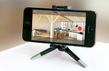 iPhone als Überwachungskamera