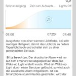 Erklärung des Lightify Wake-Up Modes