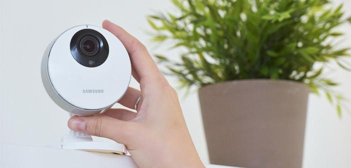 rwe smarthome integriert berwachungskameras von samsung housecontrollers. Black Bedroom Furniture Sets. Home Design Ideas