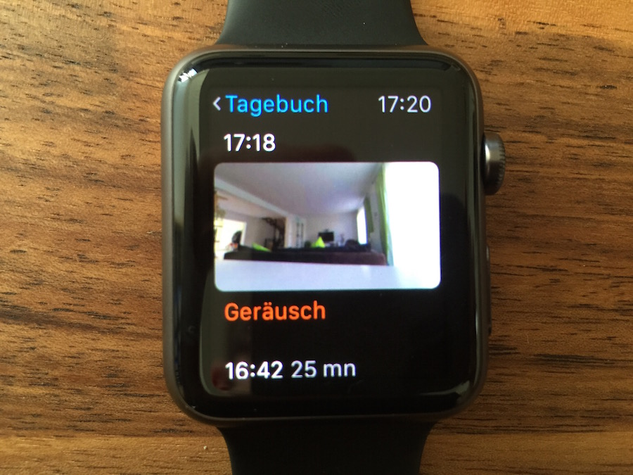Withings Home App für die Apple Watch
