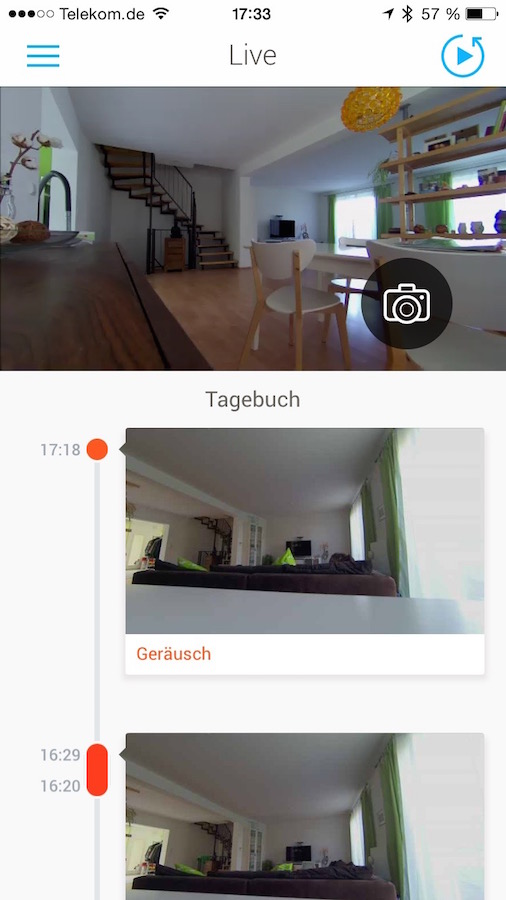Withings Home App
