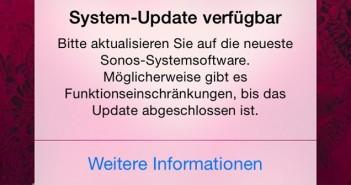Sonos update 5.4