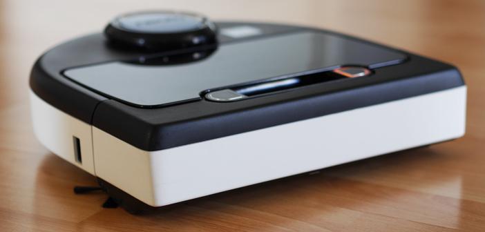 neato botvac d85 saugroboter im test. Black Bedroom Furniture Sets. Home Design Ideas