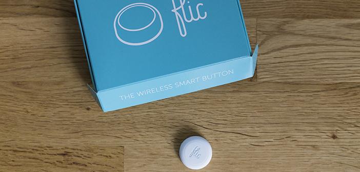 Flic wireless button