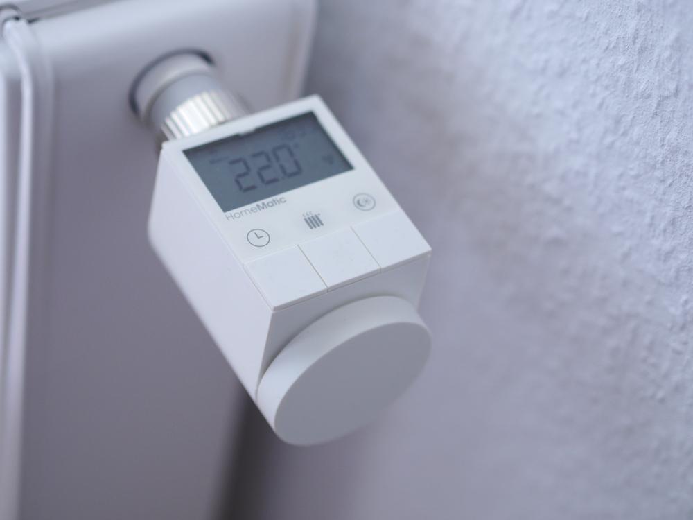 EQ3 Homematic Heizkörperthermostat für Qivicon