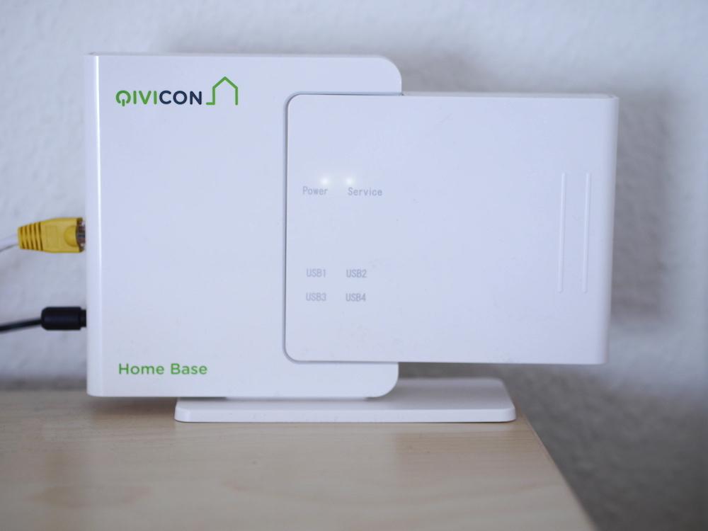 Qivicon Home Base im Test
