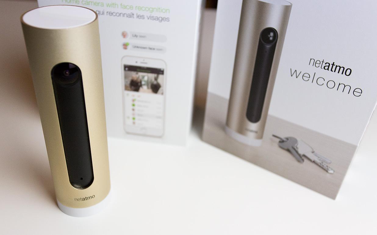 netatmo welcome test kamera mit gesichtserkennung. Black Bedroom Furniture Sets. Home Design Ideas