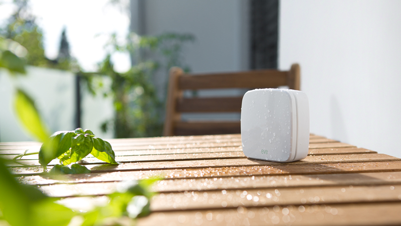 Elgato Eve Weather - Sensor (Foto: Elgato)