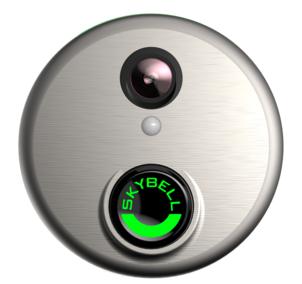 Skybell Video-Türsprechanlage iPhone