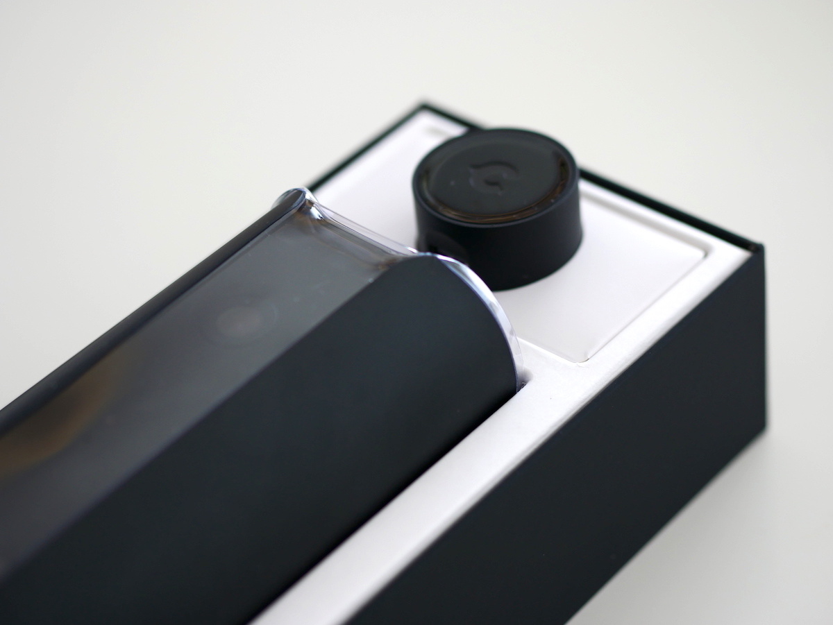 Canary im Test: Unboxing