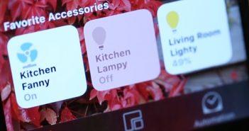 Apple HomeKit App (Video)