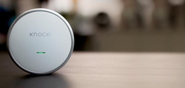 Knocki: Smart Home Steuerung mit Klopfzeichen