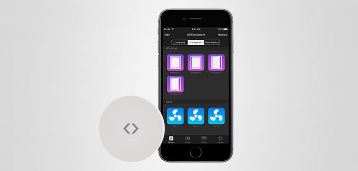 Room Locator: Ein Bluetooth-Sender für Apple Homekit
