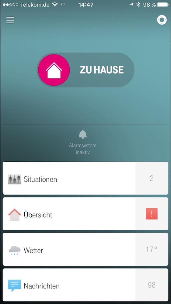 Telekom SmartHome App