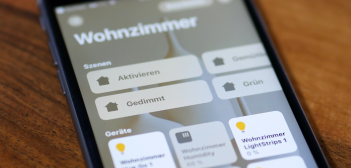 Apple HomeKit-kompatible Produkte - HouseControllers