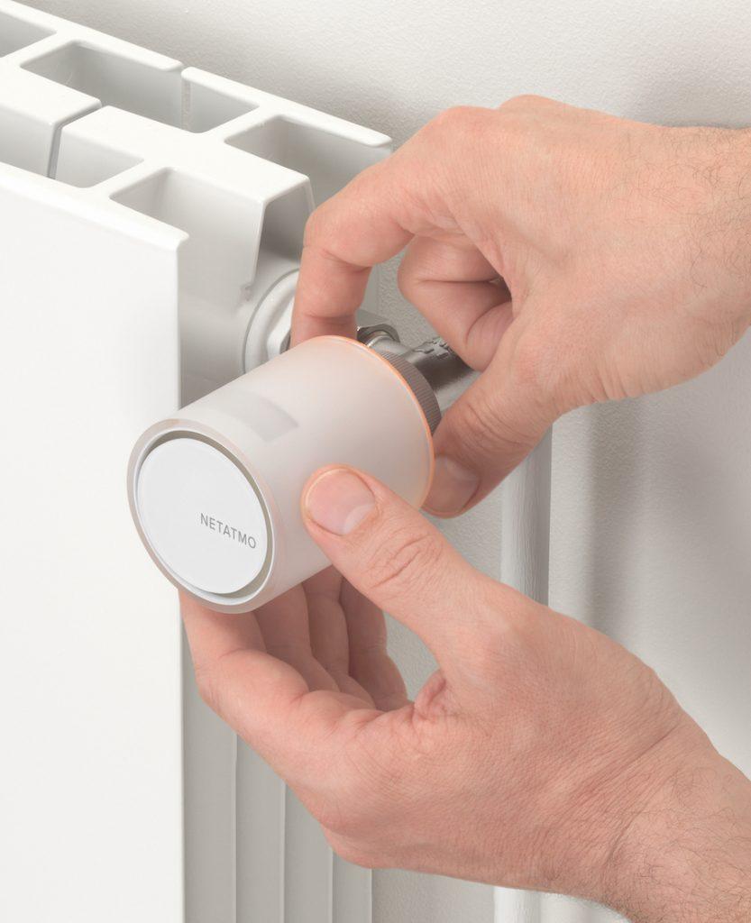 Netatmo Thermostat mit HomeKit