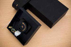 Bild: Netatmo Presence Stromanschluss