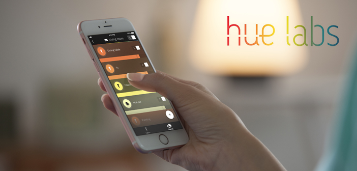 neue funktionen f r philips hue update der app erm glicht zugriff auf hue labs housecontrollers. Black Bedroom Furniture Sets. Home Design Ideas