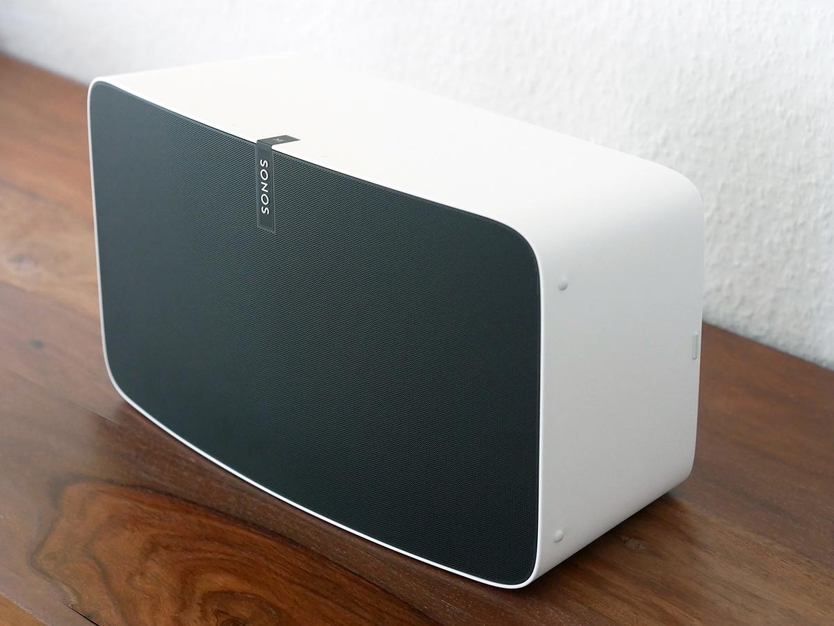 Sonos Play:5: Design und Verarbeitung